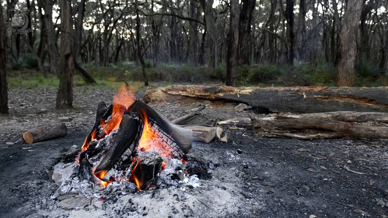 Relaxing Campfire – Unknown