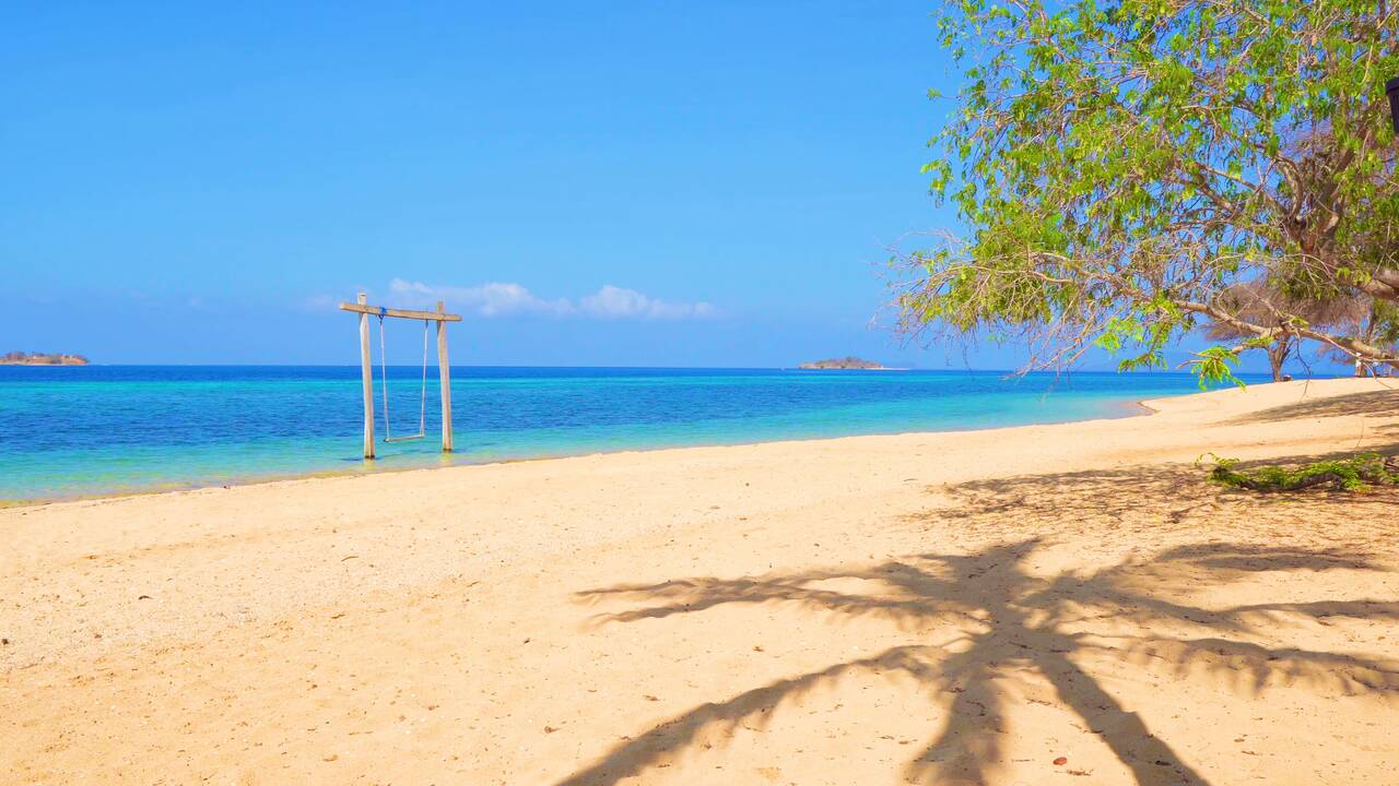 Secluded Beach – Unknown