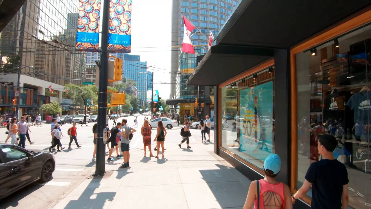 Downtown – Vancouver, Canada