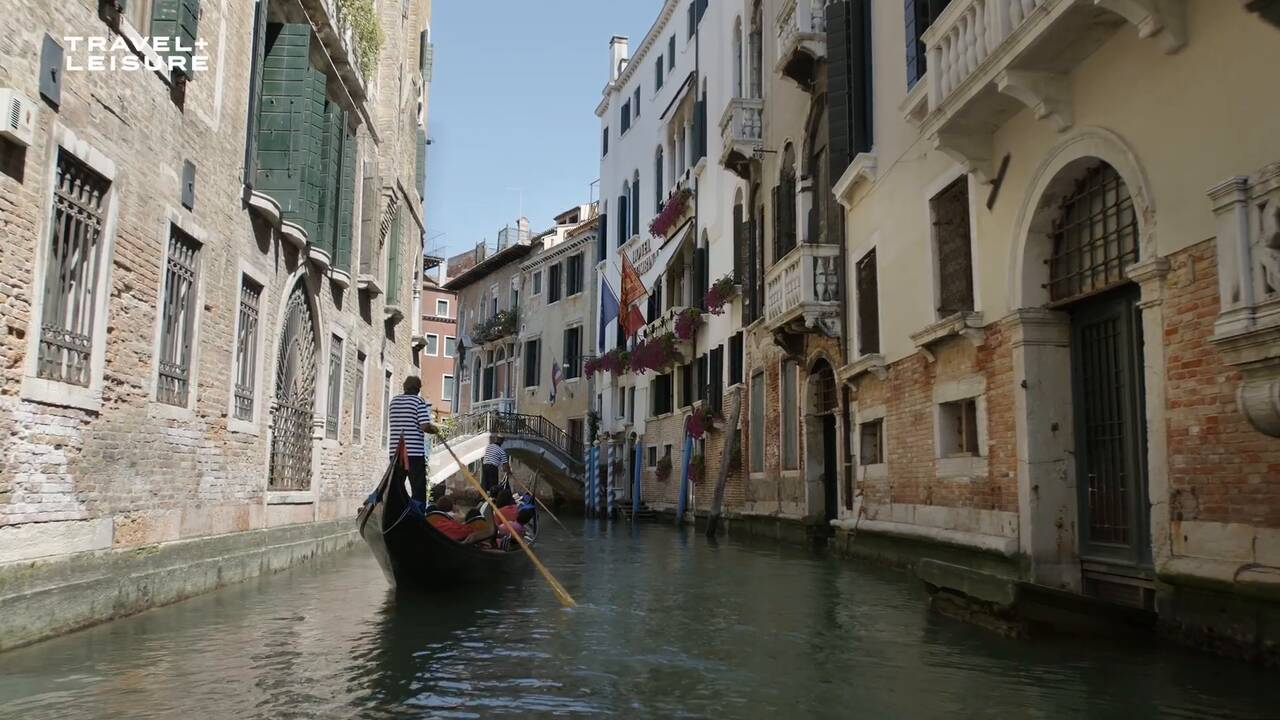 Canals – Venice, Italy