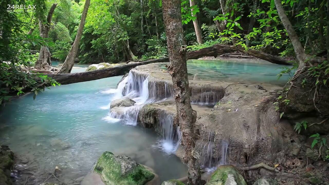 Jungle Waterfall – Loccation Unknown
