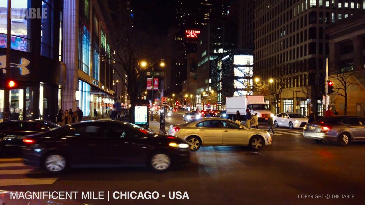 Doowntown – Chicago, IL – USA